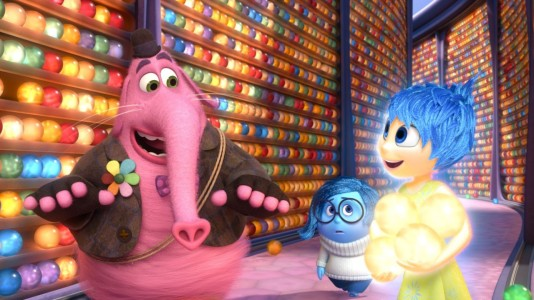 Inside Out - Richard Kind, Phyllis Smith, Amy Poehler