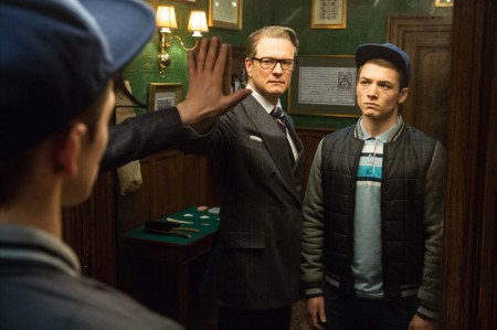 Kingsman: The Secret Service - Colin Firth, Taron Egerton