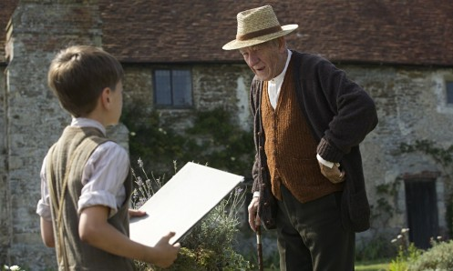 Mr. Holmes - Milo Parker, Ian McKellen