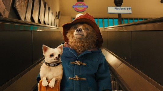 Paddington - Ben Whishaw