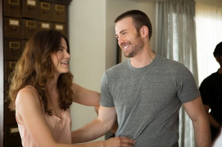 Playing It Cool - Michelle Monaghan, Chris Evans