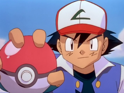 Pokemon: The First Movie - Ash Ketchum