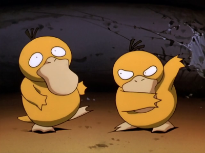 Pokemon: The First Movie - Psyduck