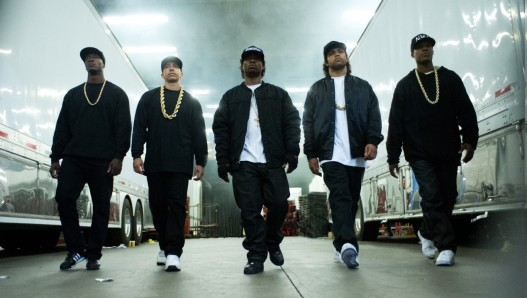 Straight Outta Compton - Aldis Hodge, Neil Brown, Jr., Jason Mitchell, O'Shea Jackson, Jr., Corey Hawkins