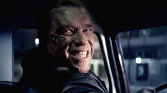 Terminator Genisys - Arnold Schwarzenegger