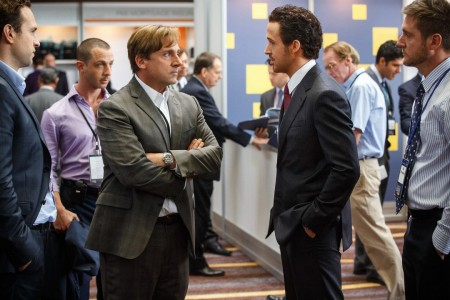 The Big Short - Steve Carell, Ryan Gosling