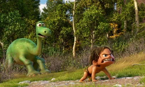 The Good Dinosaur - Raymond Ochoa, Jack Bright