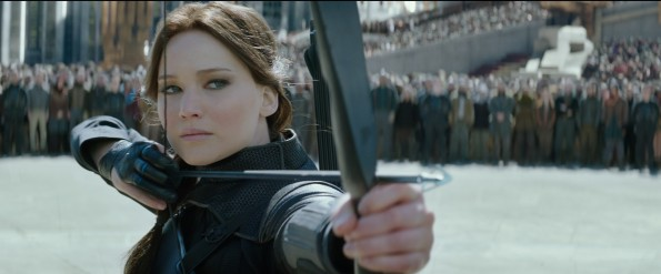 The Hunger Games: Mockingjay Part 2 - Jennifer Lawrence