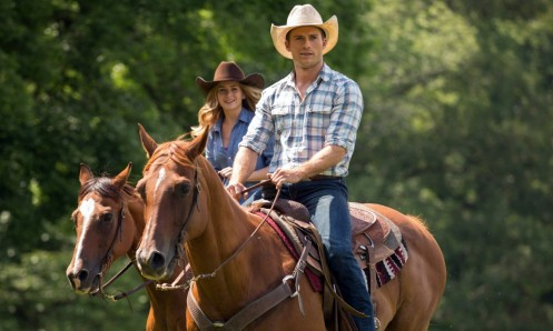 The Longest Ride - Britt Robertson, Scott Eastwood
