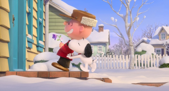 The Peanuts Movie - Noah Schnapp, Bill Melendez