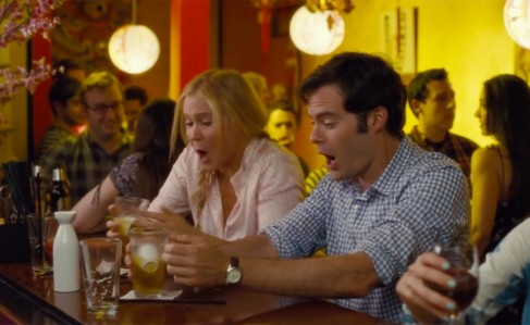 Trainwreck - Amy Schumer, Bill Hader