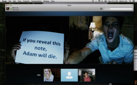 "Unfriended - ""Adam will die"""