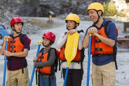 Vacation (2015) - Skyler Gisondo, Steele Stebbins, Christina Applegate, Ed Helms