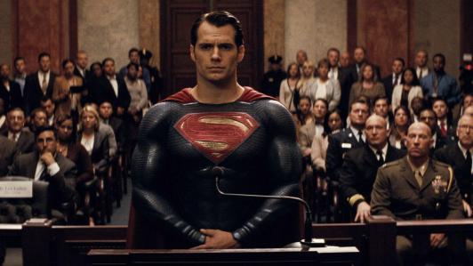 Batman v Superman - Henry Cavill