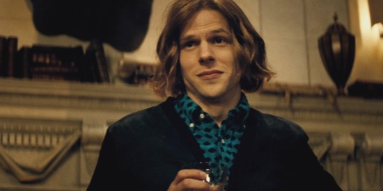 Batman v Superman - Jesse Eisenberg