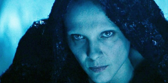 Passion of the Christ, The - Rosalinda Celentano as Satan
