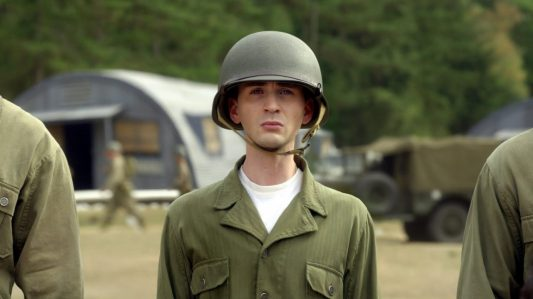 Captain America: The First Avenger - Chris Evans