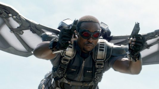 Captain America: The Winter Soldier - Anthony Mackie