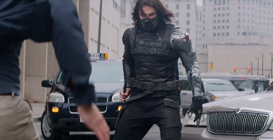 Captain America: The Winter Soldier - The Winter Soldier