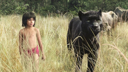 Jungle Book, The (2016) - Neel Sethi, Ben Kingsley