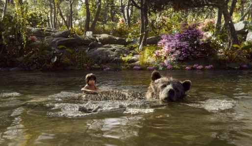 Jungle Book, The (2016) - Neel Sethi, Bill Murray