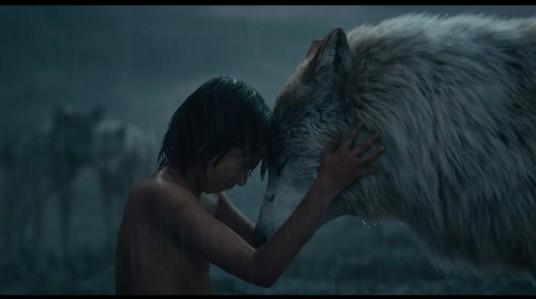 Jungle Book, The (2016) - Neel Sethi, Lupita Nyong'o