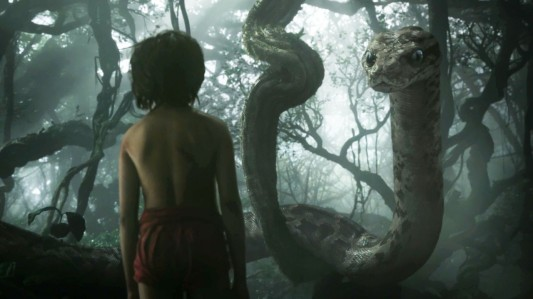 Jungle Book, The (2016) - Neel Sethi, Scarlett Johansson