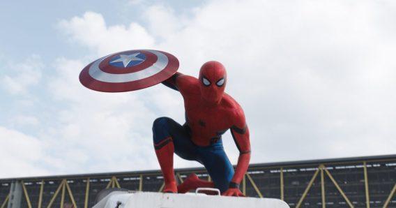 Captain America: Civil War - Tom Holland
