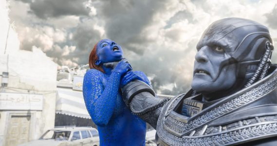X-Men: Apocalypse - Jennifer Lawrence, Oscar Isaac