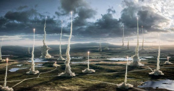 X-Men: Apocalypse - Nukes