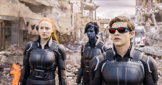X-Men: Apocalypse - Sophie Turner, Kodi Smit-McPhee, Tye Sheridan