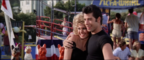 Grease - Olivia Newton-John, John Travolta 2