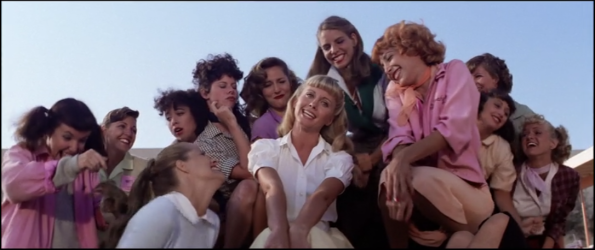 Grease - Summer Nights girls