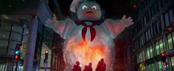 Ghostbusters (2016) - Stay Puft