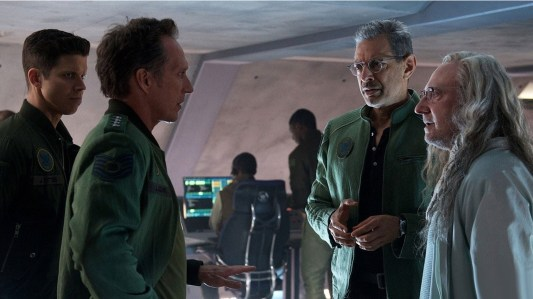 Independence Day: Resurgence - William Fichtner, Jeff Goldblum, Brent Spiner