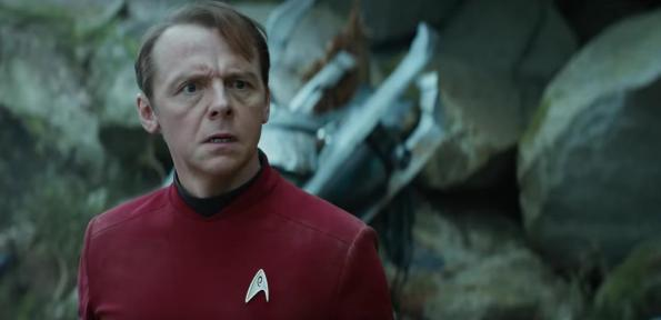 Star Trek Beyond - Simon Pegg