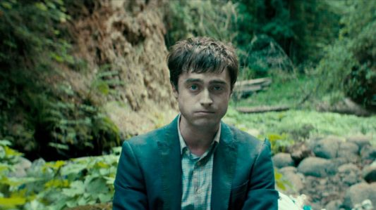 Swiss Army Man - Daniel Radcliffe (bus)