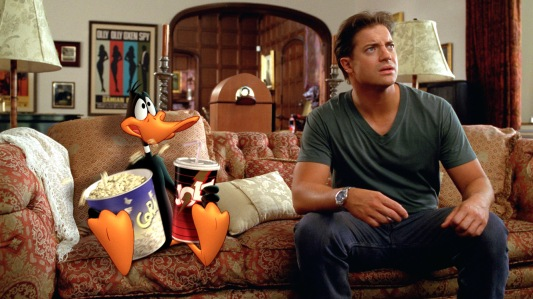 Looney Tunes Back in Action - Daffy Duck, Brendan Fraser