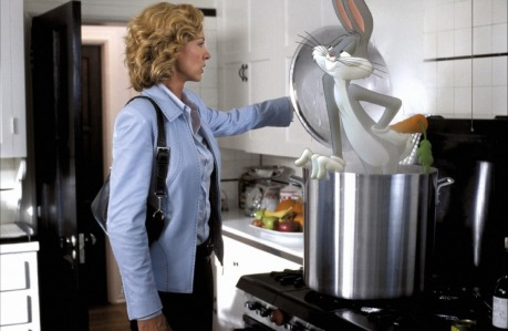 Looney Tunes Back in Action - Jenna Elfman, Bugs Bunny
