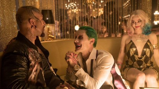 Suicide Squad - Common, Jared Leto, Margot Robbie