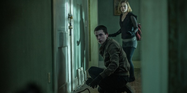 Don't Breathe - Dylan Minette, Jane Levy