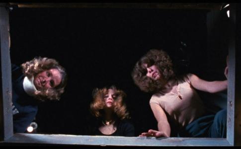 The Evil Dead - Betsy Baker, Ellen Sandweiss, Sarah York