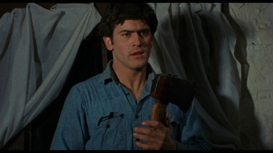 The Evil Dead - Bruce Campbell