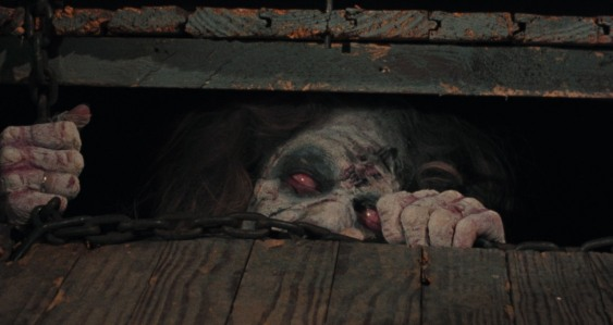 The Evil Dead - Demon in the cellar