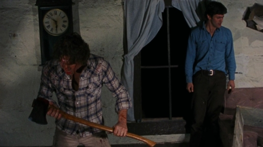 The Evil Dead - Hal Delrich, Bruce Campbell