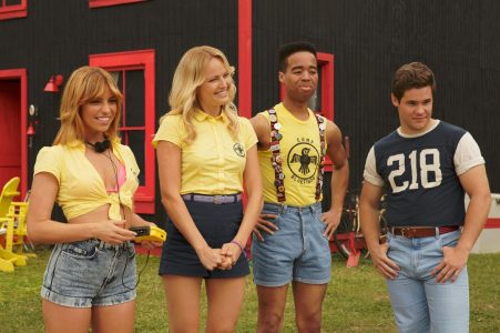 The Final Girls - Angela Trimbur, Malin Åkerman, Tory N. Thompson, Adam DeVine