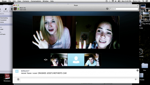 Unfriended - Never Have I Ever