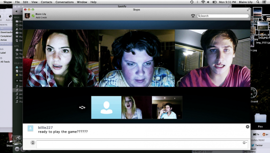 Unfriended - Play a game