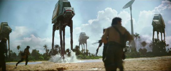Rogue One: A Star Wars Story - AT-ACT