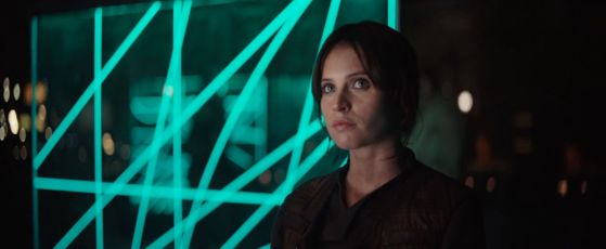 Rogue One: A Star Wars Story - Felicity Jones